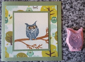 Hand made owl