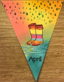 April Bunting